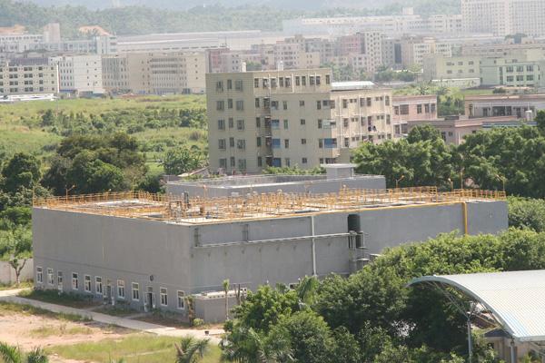 恩达电路(深圳)有限公司线路板废水处理及回用工程